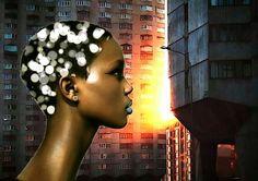 """""""Urban delight"""" Collage by BiekB"""