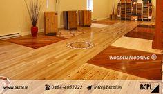 Wooden Flooring  | #BSCPL  ☎ 0484-4052222  www.bscpl.in