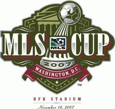 2007 MLS Cup the first game i went to