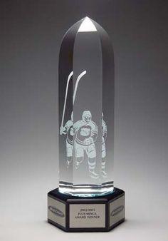 Le Trophée ''Budweiser''(Budweiser Trophy,Man of the Year).L'Homme de l'année a été parrainé par Anheuser-Busch à l'octroi d'une Ligue nationale de hockey joueur basé sur son esprit sportif et la participation à des groupes de bienfaisance. Chaque équipe de la LNH désigne un joueur et le gagnant sera choisi par un panel de juges au début de la Coupe Stanley