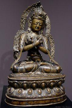 Tibet,Buddha  Vajradhara,15th cent.