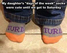 Turd socks