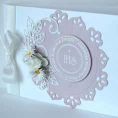 The First Communion Invitation