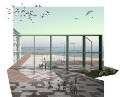 Emanuele Dari, Federica Dalmonte, Elisa Bottan, Giada Vignali, Riccardo Foschi · CATTOLICA GREENWAY camminando sulla linea verde guardando il mare