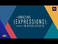 (16) 5 Amazing Expressions in After Effects - YouTube