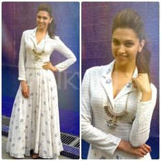Deepika Padukone in Rahul Mishra: YaY or NaY? | PINKVILLA