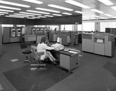 Before the date... Vintage Computing by retro-space, via Flickr