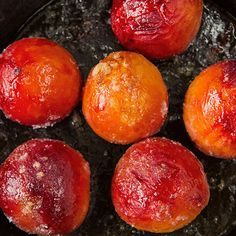 Try this Roasted Peaches with Orange Syrup  recipe by Chef Michela Chiappa . This recipe is from the show Michela's Tuscan Kitchen.