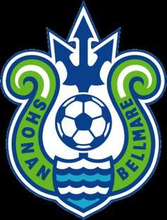 Shonan Bellmare FC of Japan crest.