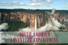 The best South America adventure experiences all compiled in one place. Plan your trip to South America with our adventure guide.