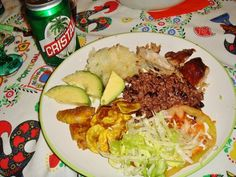 cuban food - put it in my belly now