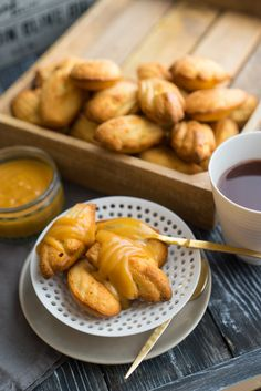 Мадлен - печенье из Франции - Andy Chef - блог о еде и путешествиях, пошаговые рецепты, интернет-магазин для кондитеров