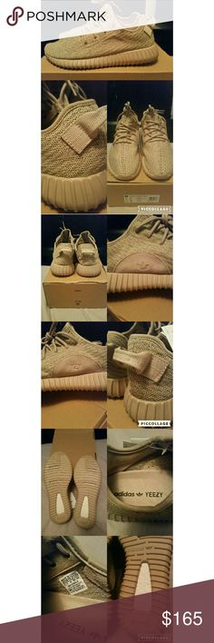 Adidas Yeezy Boost 350 No Trades. Price Reflected, so please don't ask the obvious!   Brand new in box. Size 8.5 in men's. Adidas Shoes Athletic Shoes