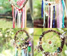 Obsessed with dream catchers!!