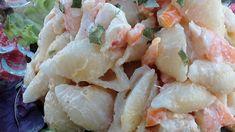 Shrimp and Pasta She