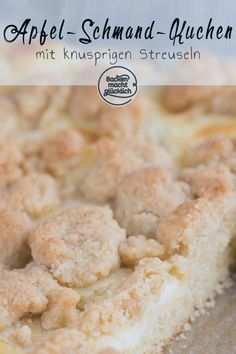 Apple pie with crumble and sour cream Baking makes you happy #casserole #keto #ketocasserole