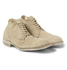 GuidiSuede Lace-Up Boots
