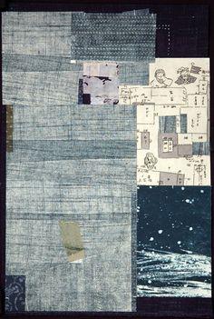 Boro No. 4 Yuko Kimura from Ren Brown Gallery, Bodega Bay, CA