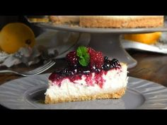 Discover recipes, home ideas, style inspiration and other ideas to try. Easy Cheesecake Recipes, Delicious Cake Recipes, Cheesecake Bites, Easy Cake Recipes, Yummy Cakes, Homemade Cheesecake, Fancy Desserts, Köstliche Desserts, Dessert Recipes
