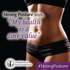 "I doubt you'll ever see a TV drama where an emergency room doctor bursts through the doors to treat posture problems ordering ""Strong posture, stat! The Doors, Emergency Room Doctor, Health And Wellness, Health Fitness, Posture Exercises, Budget Planer, Core Values, Fitness Tips, Strong"