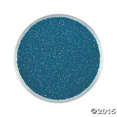 Turquoise Sand - Oriental Trading