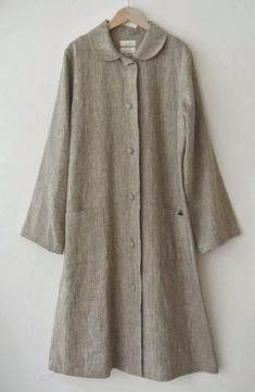 A coat that we see Adrian wear when we are first introduced to her character. It is a coat that looks like it belongs to an old woman, and does nothing to accentuate Adrian's figure.