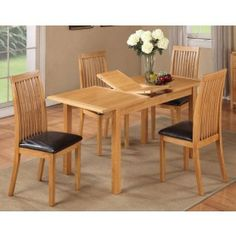 Cotswold Dining set buttermilk dining table oak veneer table