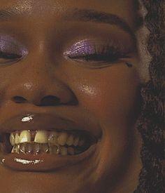 Black Girl Magic, Black Girls, Black Women, Black Girl Aesthetic, Brown Aesthetic, Simple Aesthetic, Girls With Grills, Poses, Dental