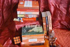 Rainbow Books - Orange - From L&P to English Tea