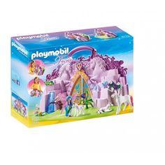 Witajcie, Dzisiaj zabawka ze świata wróżek:)  Playmobil 6179 - Kuferek Jednorożca dla dzieci od lat 4, który po otwarciu zmienia się w grotę wróżek i jednorożców otoczoną piękną roślinnością i wodospadem.   Wrota groty zamykają się na kłódkę.   Sprawdźcie sami:)  http://www.niczchin.pl/wrozki-playmobil/3052-playmobil-6179-kuferek-jednorozca-swiat-wrozek.html  #playmobil #kuferekjednorozca #swiatwrozek #zabawki #niczchin #krakow