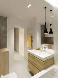 Łazienka Łazienka - zdjęcie od 3Deko Wnętrza