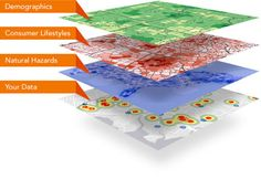 Reimagine the Possible -  You can do much more than simple mapping. Combine your maps with up-to-date demographics, consumer spending, lifestyle, and business data. You can slice, dice, and recombine information to meet any opportunity and gain new insight. #LocationAnalytics #Esri
