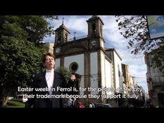 Semana Santa en Ferrol, Declarada de Interés Turístico Nacional