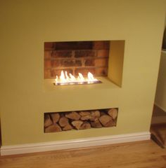 1000 Images About Fireplaces On Pinterest Ethanol
