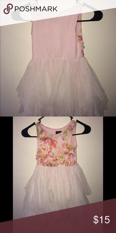 Toddler Girls Dress Perfect for Easter or Just because... Excellent condition, used for last Easter Dresses