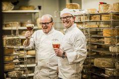 Vier Antwerpse ambachten openen deuren in stadsbrouwerij De Koninck