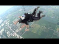 1st Tandem Skydive on 9/1/2012 @ Skydive Midwest!