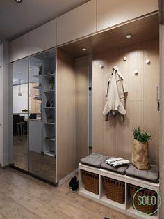 Solutii eficiente in amenajarea unui apartament tip studio- Inspiratie in amenajarea casei - www.povesteacasei.ro