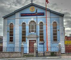 Sikh Temple, Graham Street, Jewellery Quarter, Birmingham