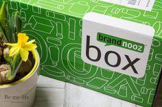 Die brandnooz Box war mit dem Zusatzprodukt bzgl des goodnooz sehr einfallslos