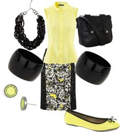"""""""work"""" by puinacup on Polyvore"""
