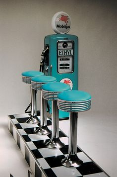 Bel Air Retro Fifties furniture
