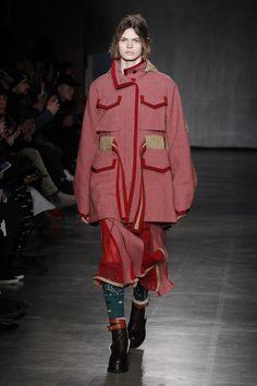 Sacai | Menswear - Autumn 2017 | Look 5