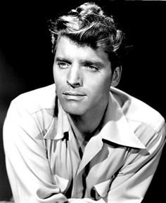 Burt Lancaster, 1947, the year he made Brute Force and Desert Fury