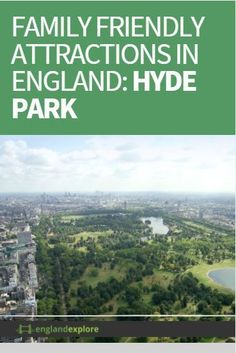Hyde Park is one of the Royal Parks of London, and it is also one of the largest parks in London. It began life as a hunting preserve belonging to Henry VIII and was opened to the general public in 1637...