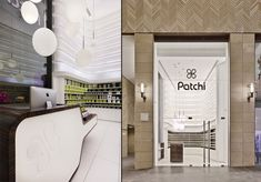 / Patchi store by Lautrefabrique Architectes Beirut Lebanon GROCERIES /