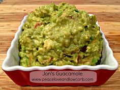 http://peaceloveandlowcarb.com/jons-guacamole-low-carb-gluten-free-paleo/