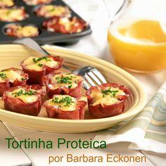 Papo Fitness: Receita de Tortinha Proteica