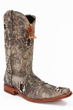 Beautiful alligator cowboy boots from Shop Big Time. #CowboyBoots ...