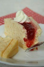 Dobostorta - gluténmentes blog: Epres rizstorta Zila formában Low Carb Desserts, Healthy Desserts, Dessert Recipes, Dessert Ideas, Trim Healthy Momma, Breakfast Desayunos, Key Lime Pie, Cream Pie, Coconut Cream